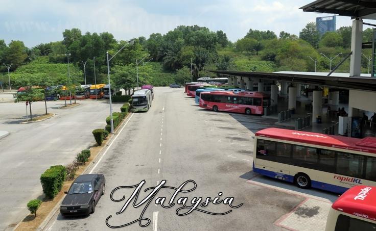 kinh nghiem du lich malaysia-putrajaya bus