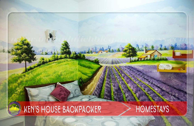 Ken's House Backpacker Đà Lạt- Vẻ đẹp nghệ sĩ